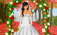 Autum Wedding Dressup
