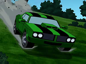 Ben 10 Hidden Wheels