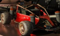 Buggy Racing Car