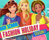 High School Fashion Holiday Season 1