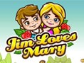 Jim liebt Mary