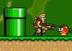 Metal Slug in Mario World