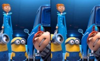 Minions Spot The Differences