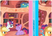 My Little Pony Suchbild