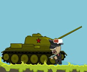 Russian Tanks Vs Hitlers Army
