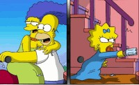 Simpsons Similarities