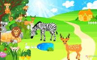 Zoo Decor Game 2